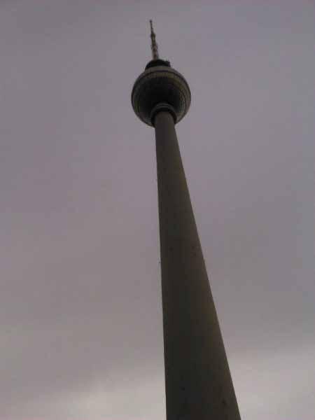 برج تلوزیونی برلین
