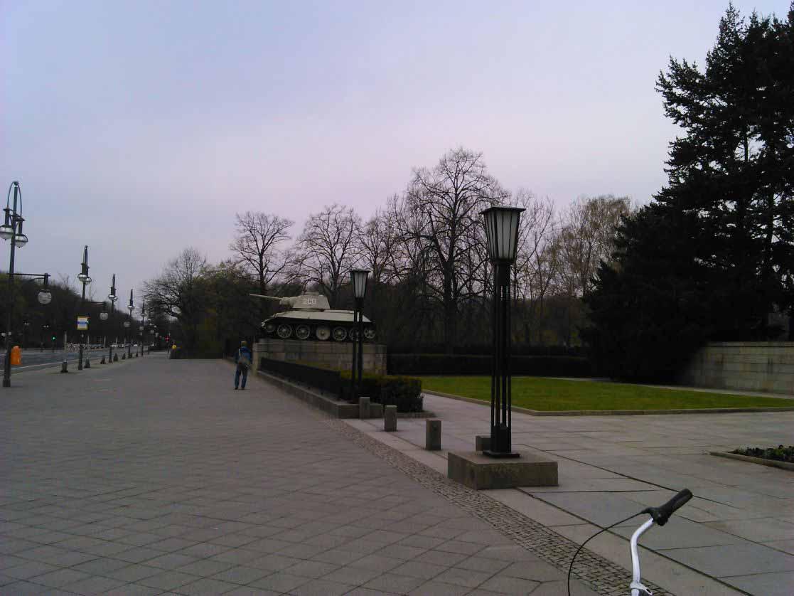 بنای یادبود کشته های شوروی در جنگ جهانی دوم