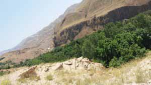 دره سد زنوز