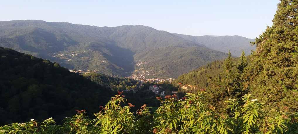 دوچرخه سواری در جنگل های مازندران – مته کلا تا لفور