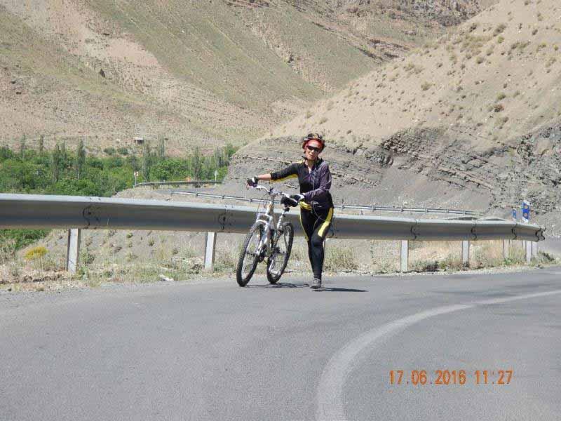 سربالایی آخر مسیر - دیگه وقت هل دادن دوچرخه هاست .