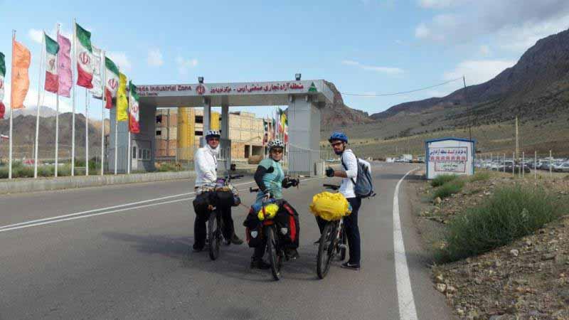 ورود به نوردوز - مرز ارمنستان