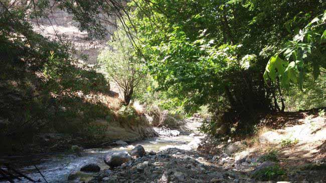 رودخانه هزار بند ، شریان حیاتی سیبان دره