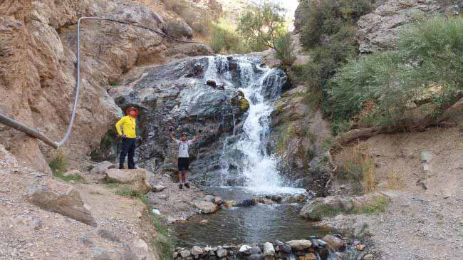 اولین آبشار