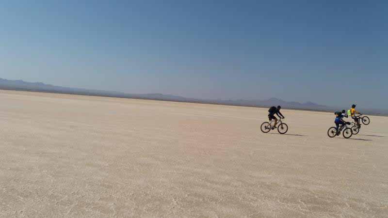 اینجا هر دوچرخه سواری را به وجد می آورد .
