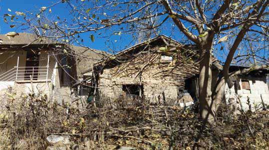 خانه ای روستایی در روستای دلیر