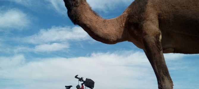 آران و بدیگل تا مرنجاب – دوچرخه سواری کویری