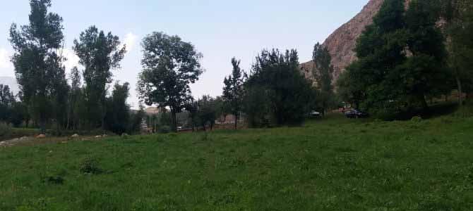 کوه کمر – ییلاقی در کوه های مرند